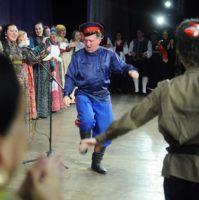 XVI Всероссийский семинар-практикум по традиционной казачьей песне «На речке Камышинке»