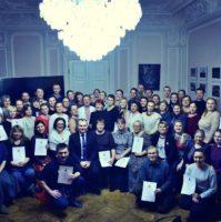 9-10 февраля прошел Всероссийский семинар по методике работы с фольклорно-этнографическим материалом
