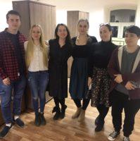 4 апреля прошло собрание Молодежной секции МГО РФС
